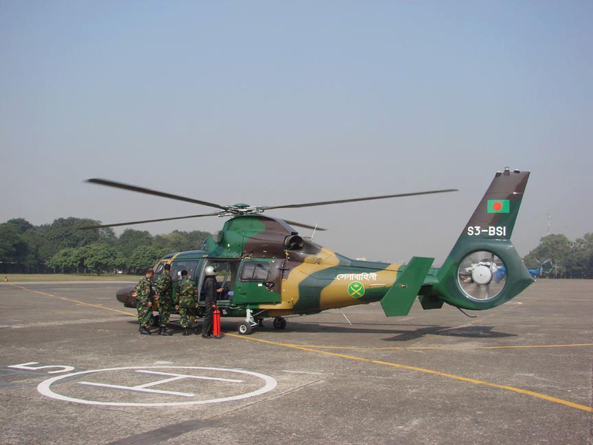 Bd army eurocopter